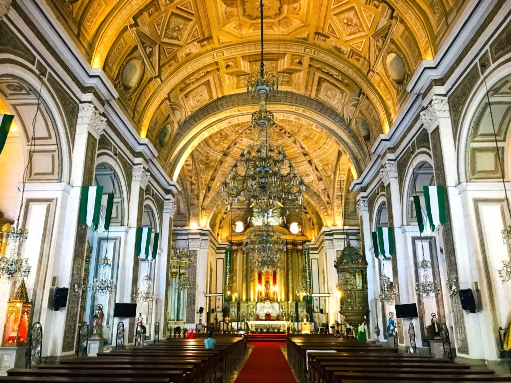 イントラムロス(サンオーガスティン教会)